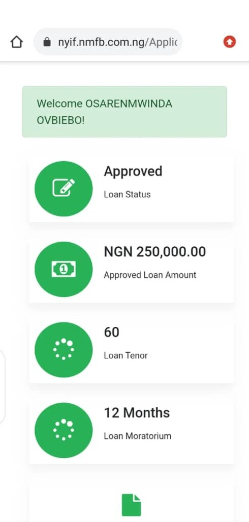 Nirsal Begins Massive Loan Approval - How to Check and Verify your Status 1