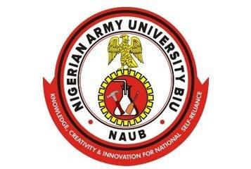 Nigerian Army University Biu (NAUB) Admission List for 2020/2021 Academic Session 15
