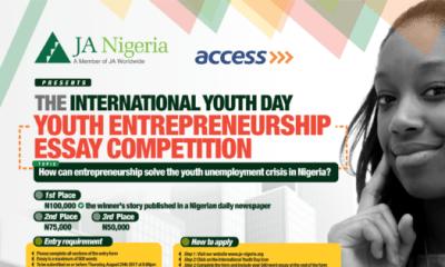 Apply For: Junior Achievement Nigeria Venture in Management Program (ViMP) 2021. 5