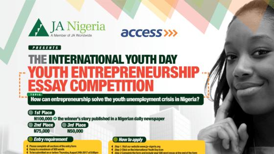 Apply For: Junior Achievement Nigeria Venture in Management Program (ViMP) 2021. 1