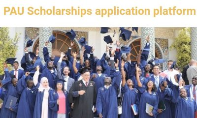 PanAfrican Scholarship 2021 Application Out (Fully Funded for Young Africans)