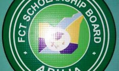 FCT Scholarship Application Forms for 2020/2021 Award Session 1