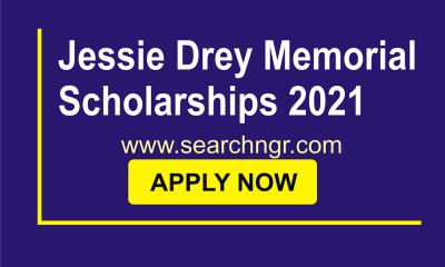 The Central Florida English-Speaking Union Jessie Drey Memorial Scholarships 2021