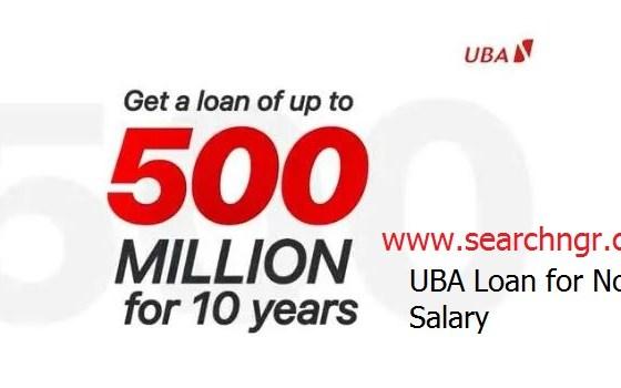 UBA Loan
