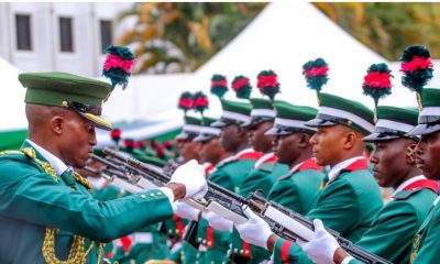 Nigerian Army 82RRI Regular Intake Recruitment 2021 Application Form