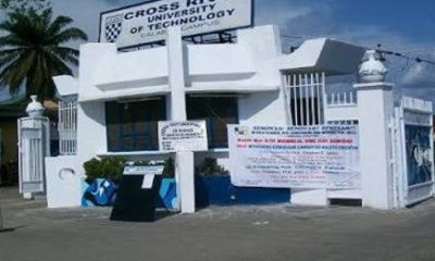 Cross River University of Technology (CRUTECH) Postgraduate Admission Form for 2021/2022 Academic Session 7