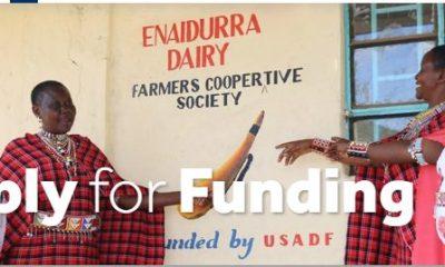 USAID-USADF Grants for 2021 Mandela Washington Fellows Program