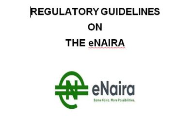 eNaira 2021 Guidelines - How to Mint and Become a Holder today
