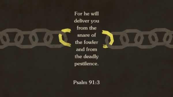 Psalm 91 Verse 3