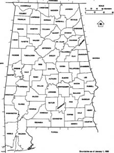 Alabama County Marriages, 1818-1936 on FamilySearch