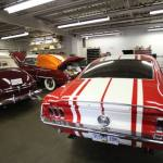 Searles Auto Repair - Lower Workshop Picture Red and White Charger