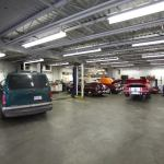 Searles Auto Repair - Lower Workshop Wideangle Picture
