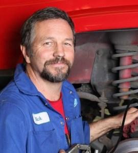 Ricky Long - auto mechanic Victoria BC at Searles Auto Repair