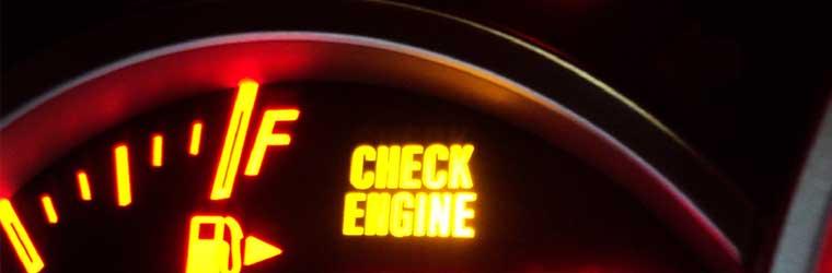 Vehicle Engine Light
