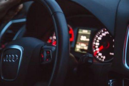 Car AC Light