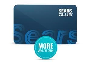 Sears Club Reward Program
