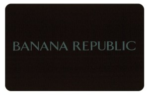 Banana Republic Gift Card