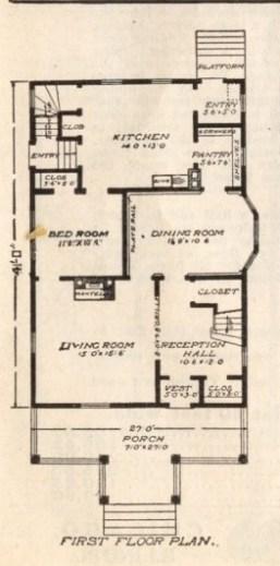 first floor 1914