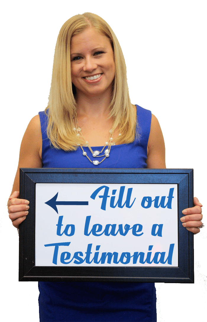 Leave a Testimonial for Sears Insurance