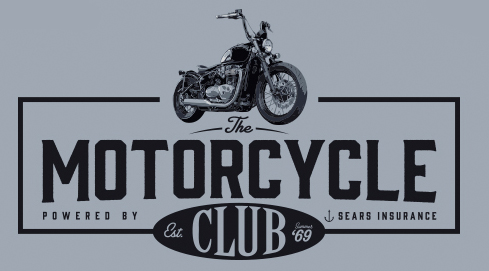 Joing the Motorcycle Club with Sears Insurance - Request a