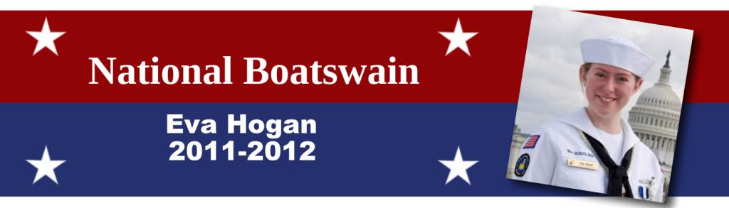 National Boatswain Banner- Hogan