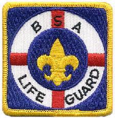 BSA Lifeguard patch