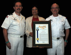 California Assembly Honors Sea Scout Centennial