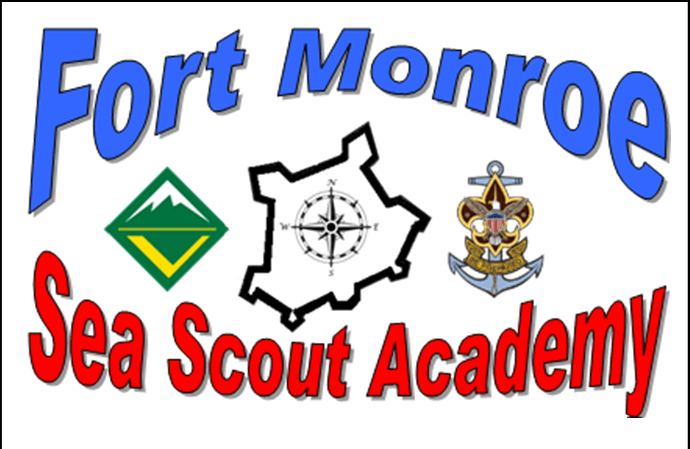 Sea Scout Academy at Ft  Monroe 2019 - Sea Scouts BSA