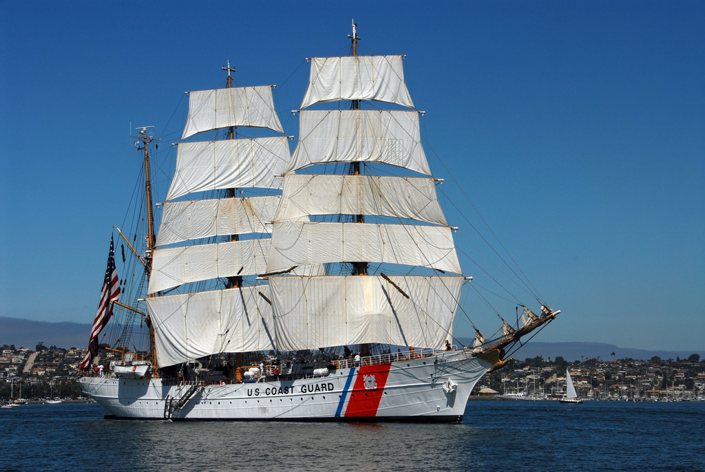2019 Sea Scouts Aboard Eagle Program Application