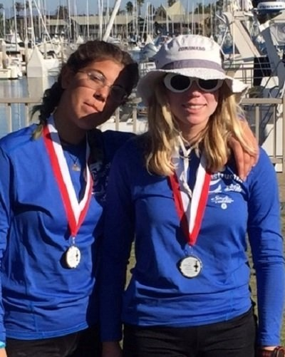 Carter/Howard and Maranto/Mullen Earn Invites at Jim Elroy SoCal Regatta