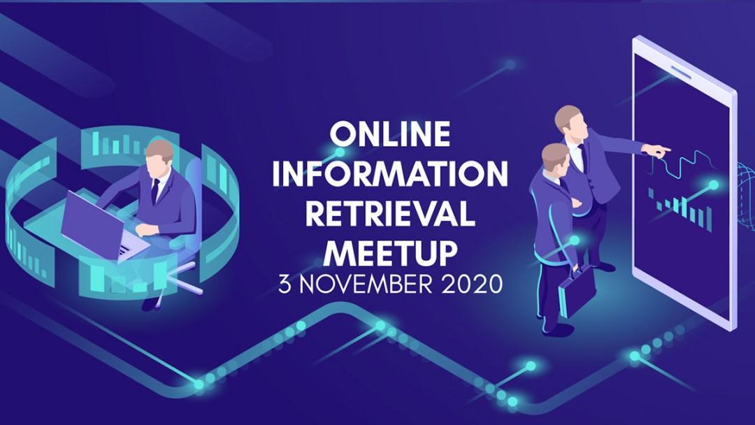 information retrieval meetup
