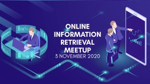 information retrieval meetup