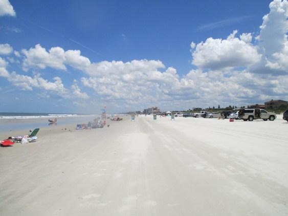 drive on beach