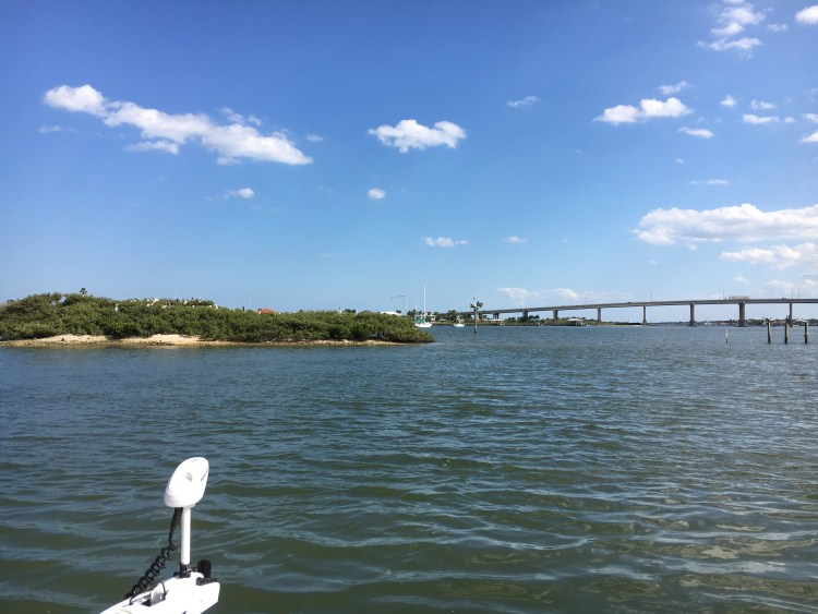 ICW Indian River in New Smyrna