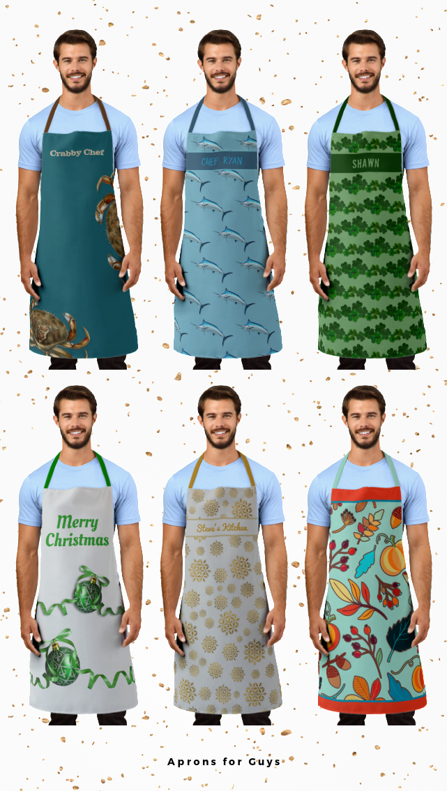 Aprons for guys