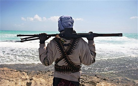 Piracy incidents increase