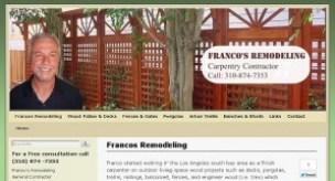 Carpentry Contractor Franco