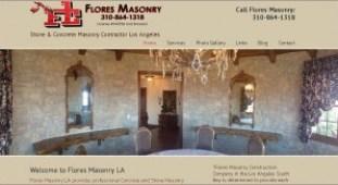 Flores masonry La
