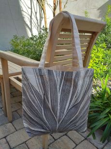 AFT901 100 Cotton Canvas Silk Screened Handy Tote