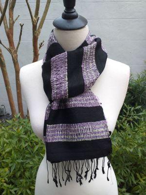NFD042B SEAsTra Fairtrade Silk Scarves
