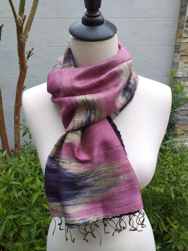 NMD865B SEAsTra Fair Trade Silk Scar