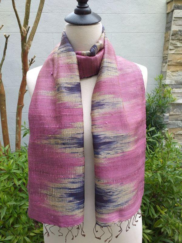 NMD865D SEAsTra Fair Trade Silk Scar
