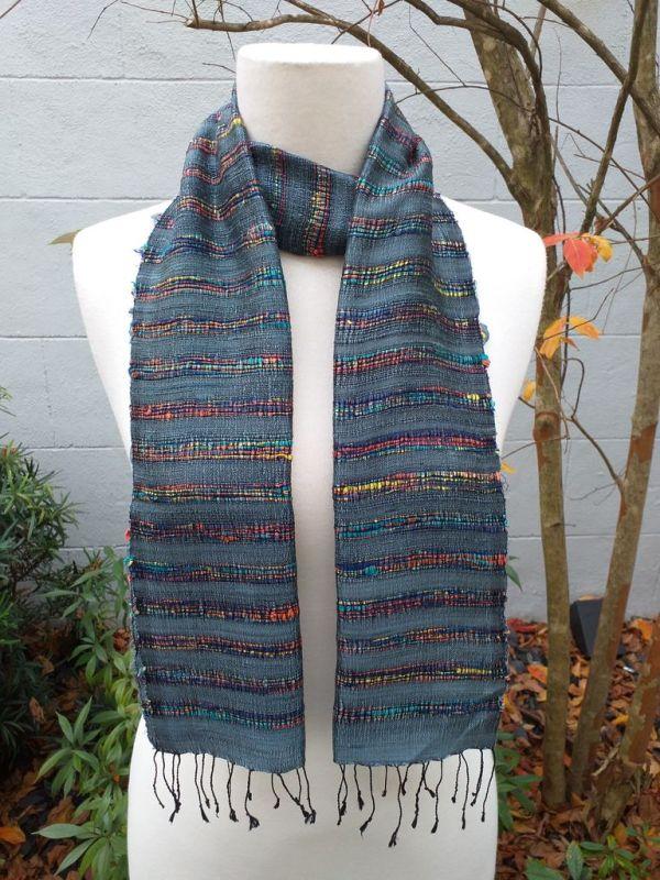 NNC574B SEAsTra Fairtrade Silk Scarf