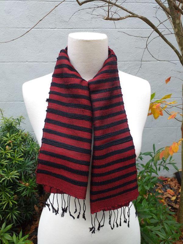 NNC901C SEAsTra Fairtrade Silk Scarf