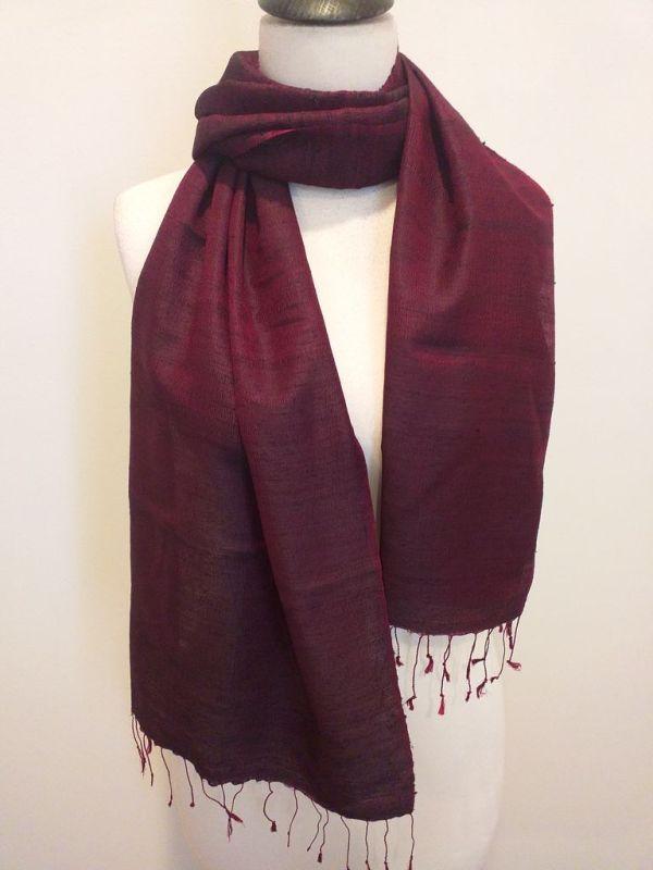 NPD181B SEAsTra Fair Trade Silk Scarf
