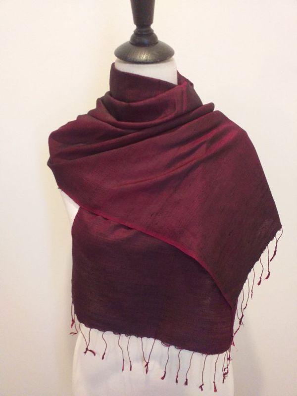 NPD181E SEAsTra Fair Trade Silk Scarf