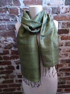 NPS302B SEAsTra Fair Trade Silk Scarf