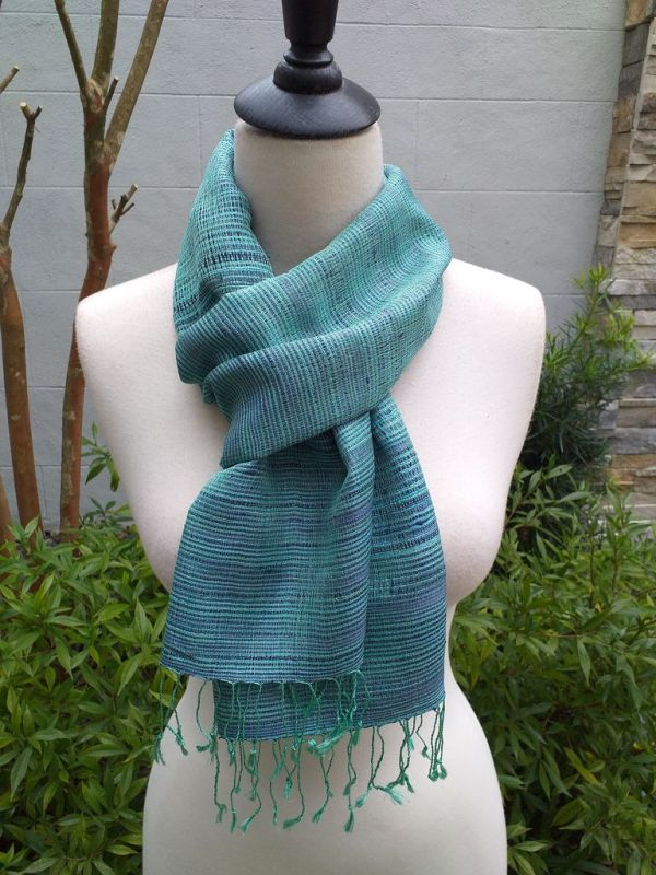 NRD517B SEAsTra Fair Trade Silk Scarves