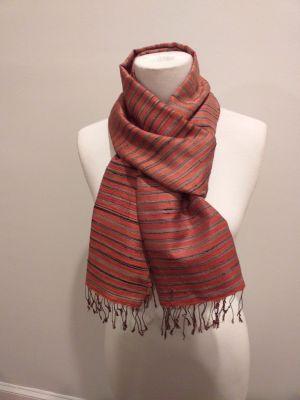 NRS554D SEAsTra Fair Trade Silk Scarf