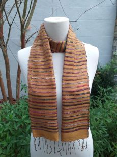 NSC327B SEAsTra Fair Trade Silk Scarf